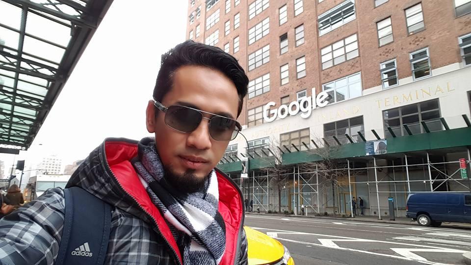 Business Trip Ke New York