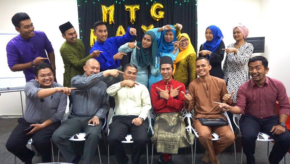 MTG Open House Raya