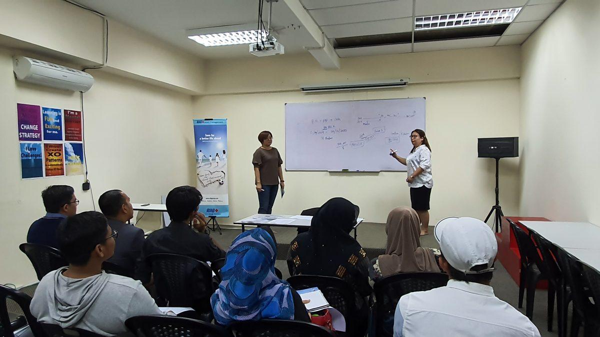 RHBAM Goal Setting & Business Planning